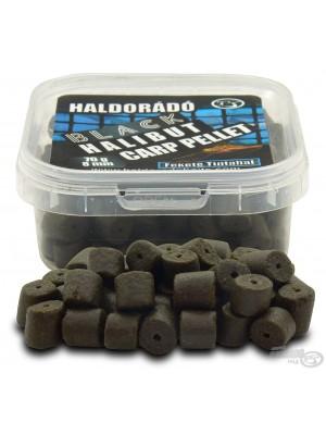 HALDORÁDÓ BLACK HALIBUT CARP PELLET 8 MM - FEKETE TINTAHAL (Čierny Kalmár)