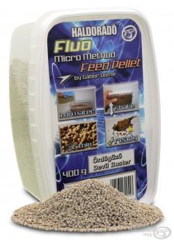 Haldorádó Fluo Micro Method Feed Pellet - Ördögűző / Devil Buster