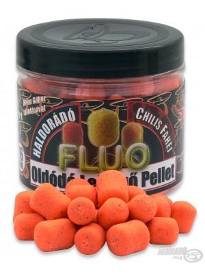 Haldorádó Rozpustné Fluo Pelety - Škorica Chili
