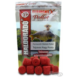 Haldorádó FermentX Rozpustný Pellet - Tejsavas Nagy Ponty (Veľký Kapor)