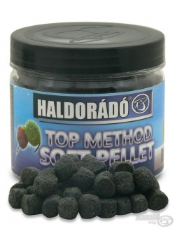 Haldorádó TOP Method Soft Pellet Black Squid (Čierny Kalmár)