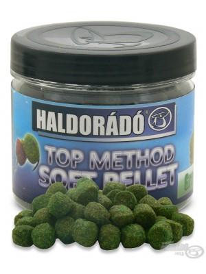 Haldorádó TOP Method Soft Pellet Green Pepper (Zelené Korenie)