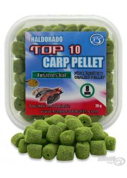 Haldorádó TOP 10 Carp Pellet Fűszeres Hal (Korenistá Ryba)