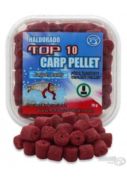 Haldorádó TOP 10 Carp Pellet Fagyos Ponty (Mrazivý Kapor)