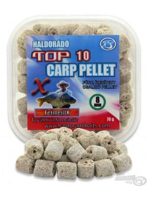 Haldorádó TOP 10 Carp Pellet FermentX (Kvasené)