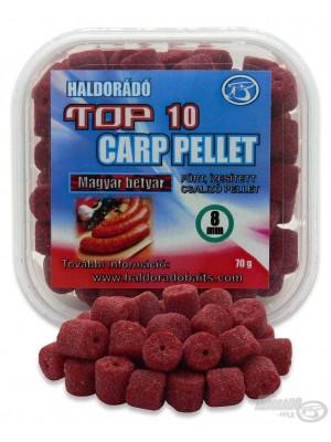 Haldorádó TOP 10 Carp Pellet Magyar Betyár (Klobása)