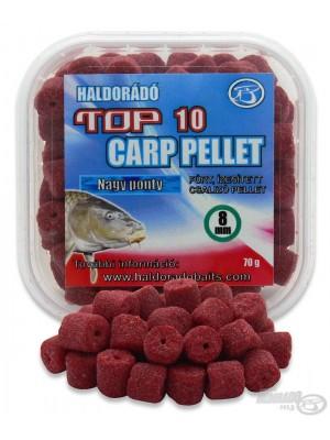 Haldorádó TOP 10 Carp Pellet Nagy Ponty (Veľký Kapor)