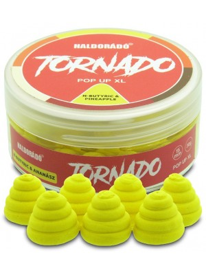 Haldorádó Tornado Pop Up XL 15 mm - N-Butyric Acid + Ananás