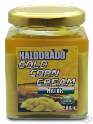Haldorádó Gold Corn Cream - Natúr