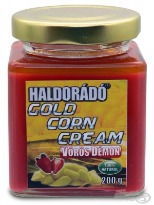 Haldorádó Gold Corn Cream - Vörös Démon (Jahoda)