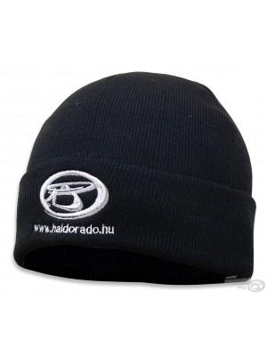 Haldorádó  Zimná pletená čapica čierna