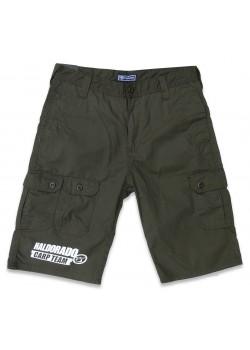 Haldorádó Carp Team krátke nohavice s kapsom 54/XL
