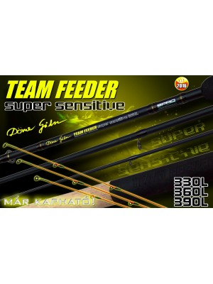 Spro Team Feeder Super Sensitive 330L 20-50G - by Döme Gábor