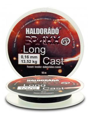 Haldorádó Braxx Long Cast - 0,16mm / 10m - 13,52 kg - pletená nadväzcová šnúrka na feeder