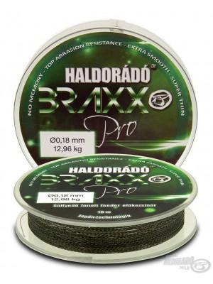 Haldorádó Braxx Pro - pletená nadväzcová šnúrka na feeder 0,04mm / 10m - 2,91 kg