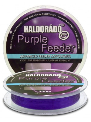 Haldorádó Purple Feeder 0,18mm / 300m - 4,55 kg