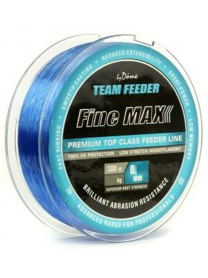 By Döme Team Feeder Fine Max Line 0,18 mm / 300 m - 4,9 kg