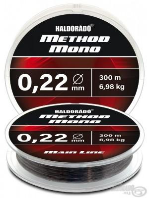 Haldorádó Method Mono Main Line 300 m - 0,22 mm