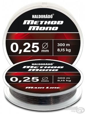 Haldorádó Method Mono Main Line 300 m - 0,25 mm
