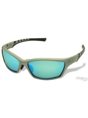 By Döme Team Feeder Polarizované Slnečné Okuliare Ice Blue