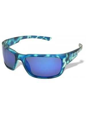 By Döme Team Feeder Polarizované Slnečné Okuliare Wild Blue