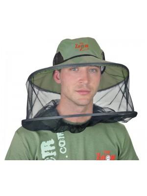 Carp Zoom Klobúk s ochrannou sieťkou proti komárom