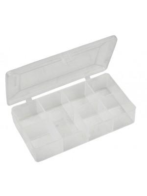 Plastová krabička - 13.3×7.2×2.9cm