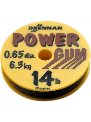 Drennan Power Gum hnedý 0.65