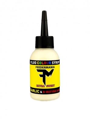 Feeder Mania Fluo Colour Syrup Garlic & N-Butyric Acid