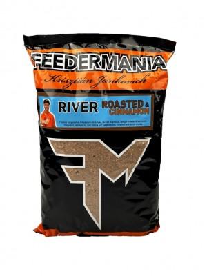 Feeder Mania Groundbait River Roasted & Cinnamon