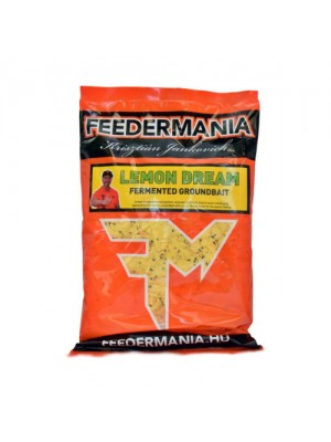 Feeder Mania Groundbait Fermented Lemon Dream