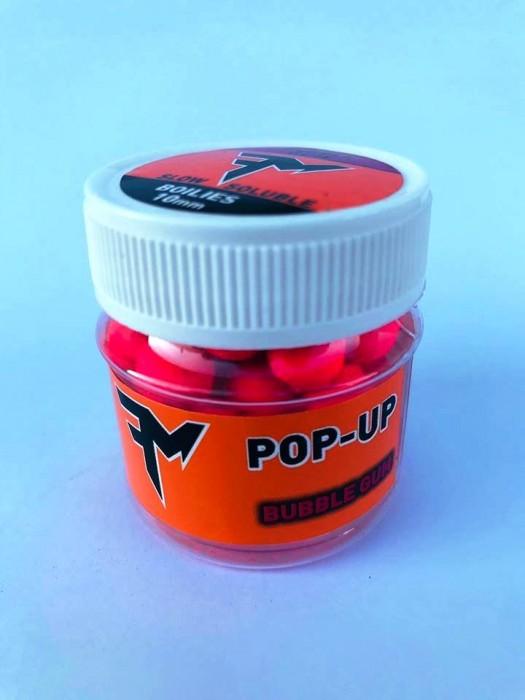 Feeder Mania Pop Up Boilie Bubblegum 10 mm