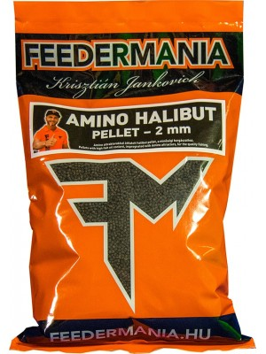 Feeder Mania Amino Halibut Pellet 2mm
