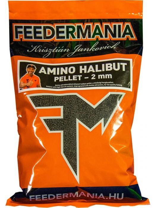 Feeder Mania Amino Halibut Pellet 2mm