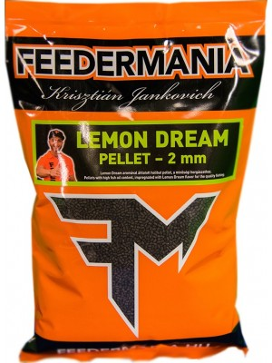 Feeder Mania Lemon Dream Pellet 4mm