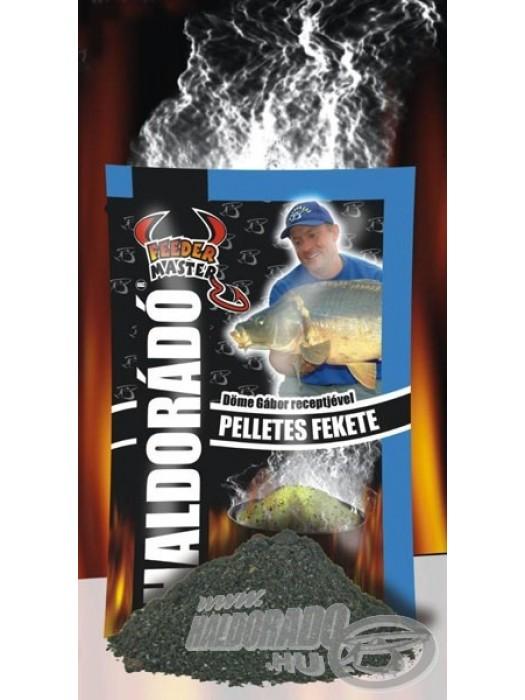 Haldorádó Feeder Master -  Čierne Peletové / Pelletes Fekete