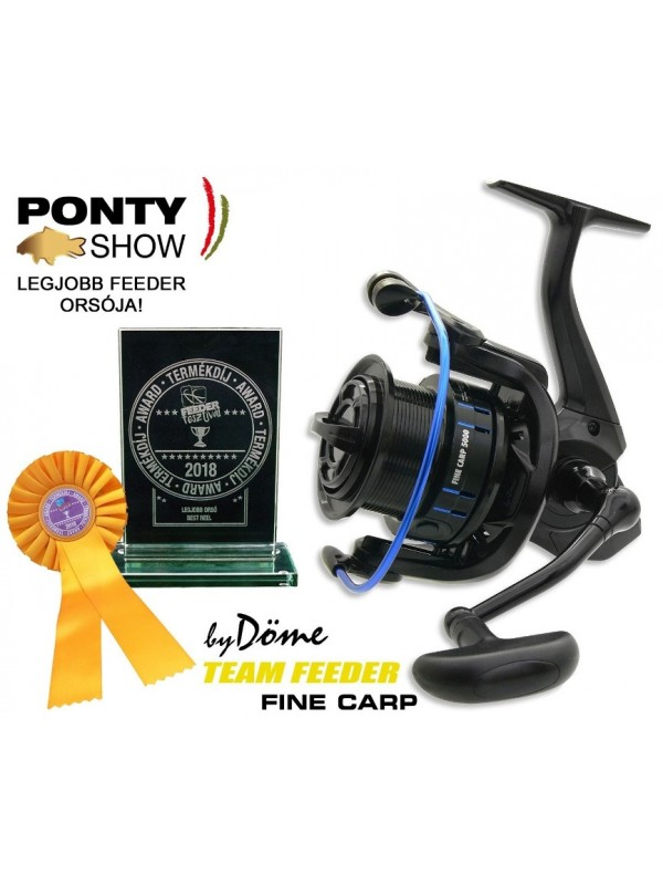 By Döme Team Feeder Fine Carp 5000 - naviják