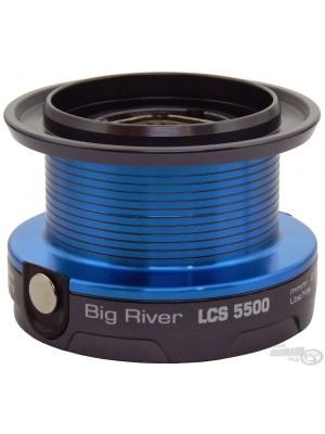 By Döme Team Feeder Big River LCS 5500 náhradná cievka