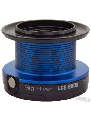 By Döme Team Feeder Big River LCS 6000 náhradná cievka