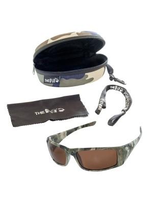 The ONE slnečné okuliare - hnedý