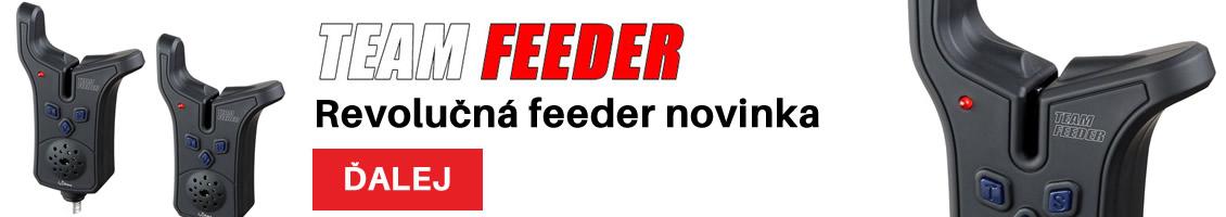Revolučná novinka na feeder