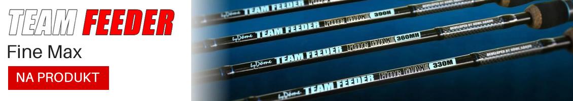 By Döme Team Feeder Fine MAx