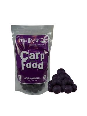 The Purple One Carp Food Boilies 22 mm
