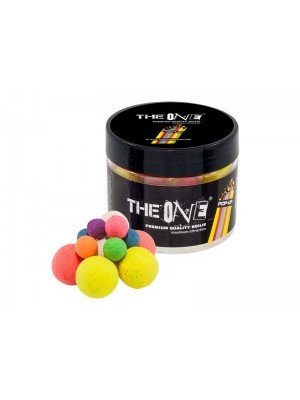 The Black One pop-up boilies 60g