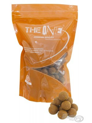 The Gold One Rozpustné Boilies 22mm 1kg