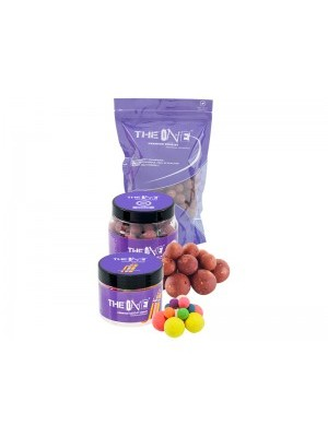 The Purple One rozpustné boilies 18mm 1kg