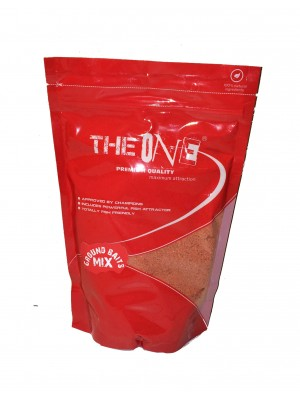 The Red One Spod Mix 1kg