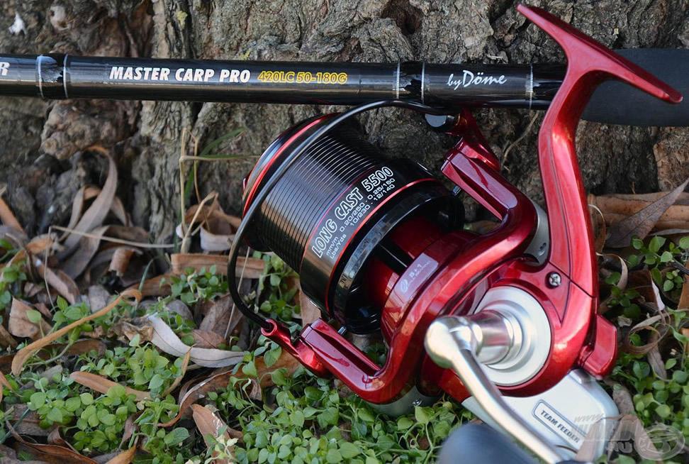 Master Carp Pro feeder pruty