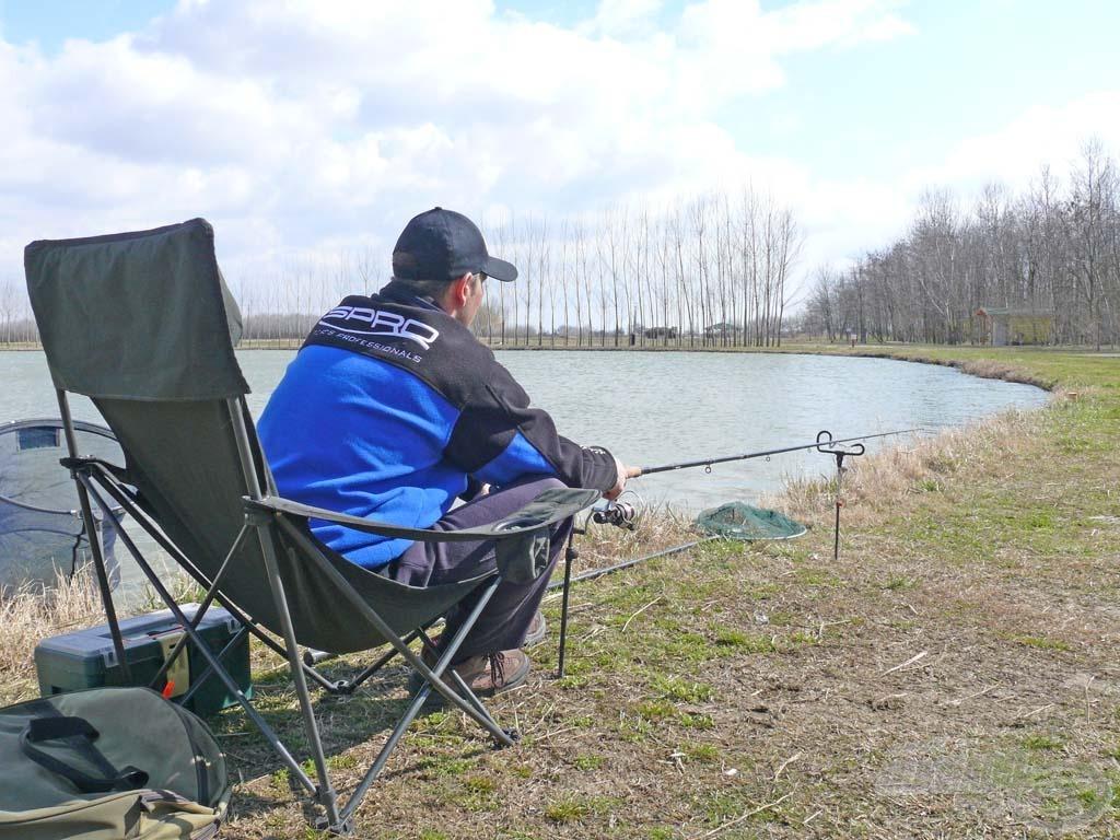 Feederový rybolov je nejsnadnejší spůsob rybaření