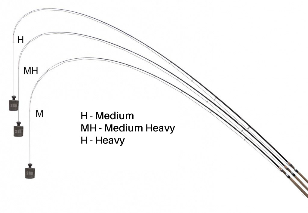 Light, medium, heavy feeder